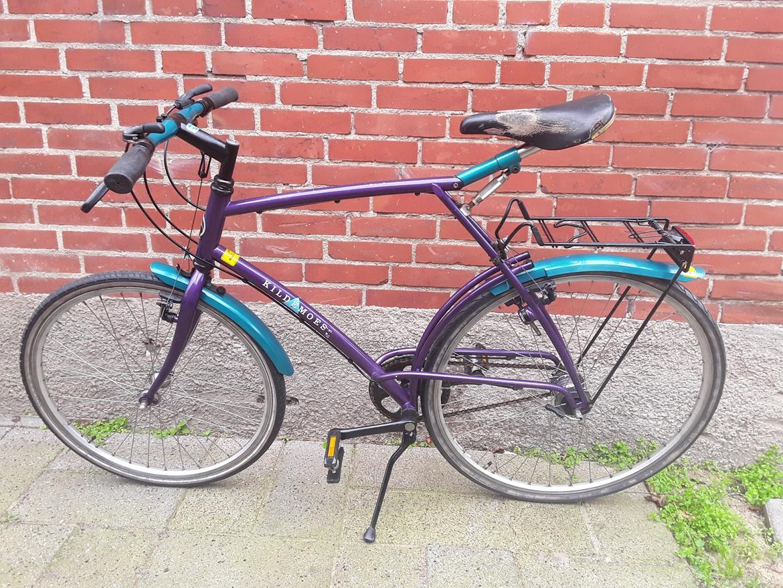 """Kildemoes Pingo """" by cykel """" årg. 1993 billede 2"""
