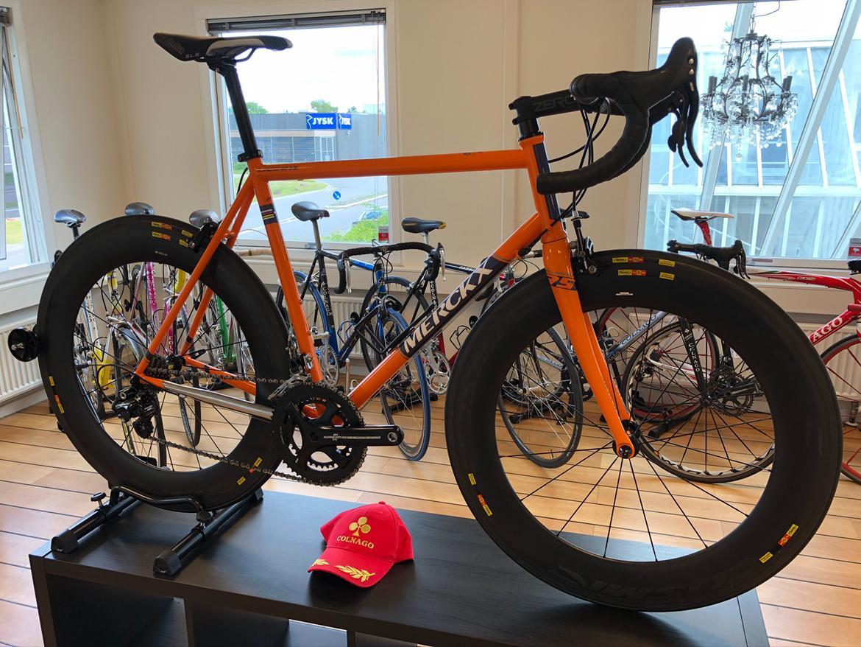 Eddy Merckx Liege 75 billede 1