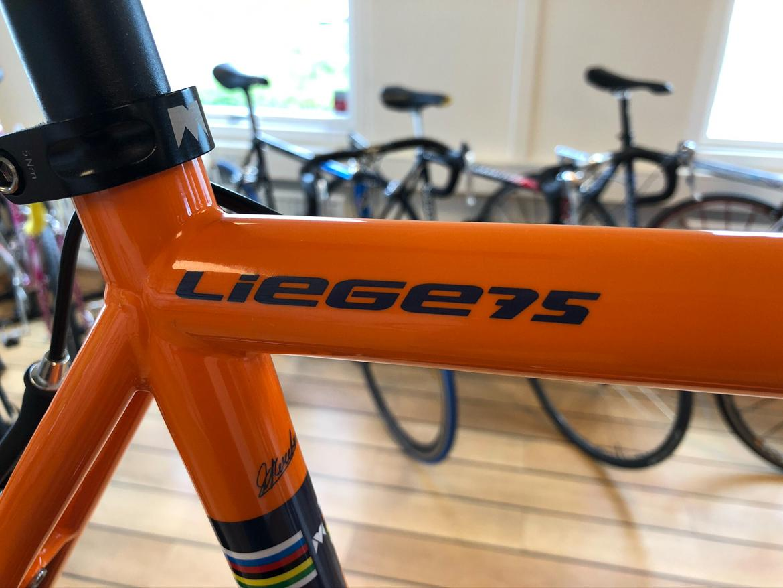 Eddy Merckx Liege 75 billede 9