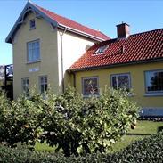 Villa/hushave ca. 900 kvm.