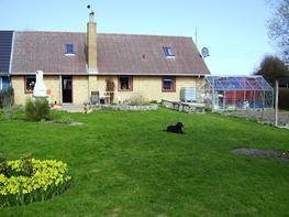 Villa/hushave 800 m2