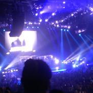 Justin Biebers koncert i Danmark den 1 April:-)