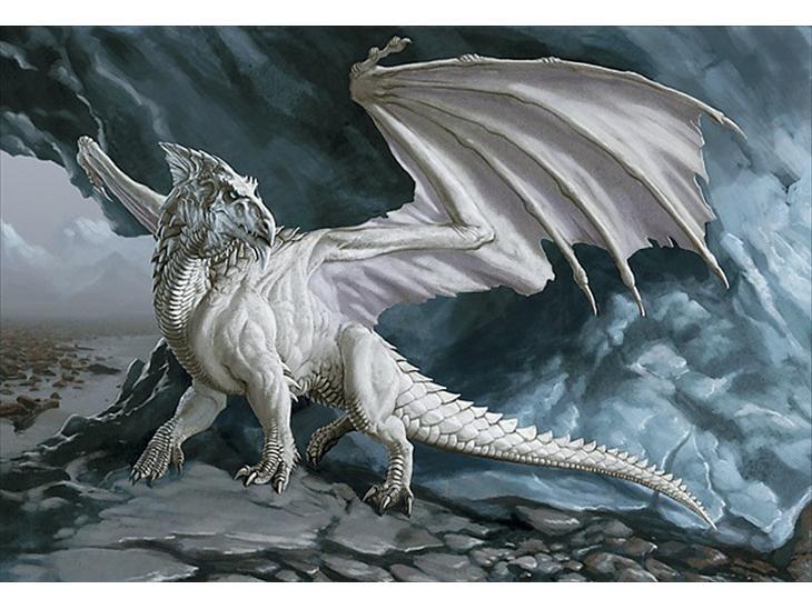 mytologisk drage