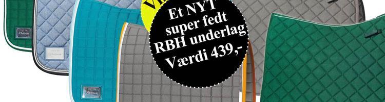 Vind! Et af de nye RBH underlag