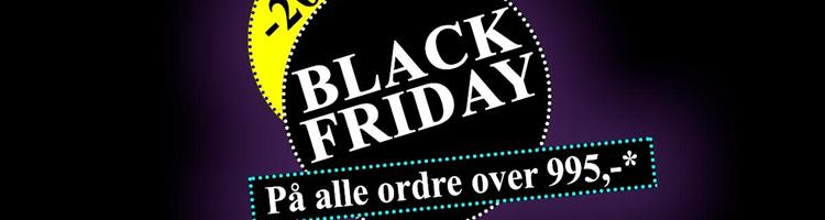 Er du klar til Black Friday ?