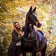 Sandra ~ Harmony with horses