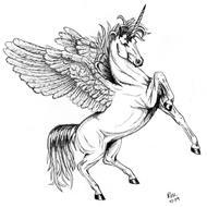 Mathilde & unicorns