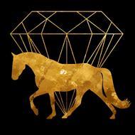 Gemstone Walkin' Horses