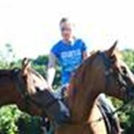 Mia Stampe *Cosh Arabians*