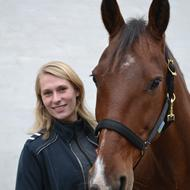 Amanda Wagner - Horse Therapy