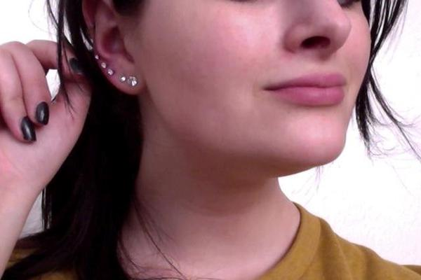 huller i ørerne pris