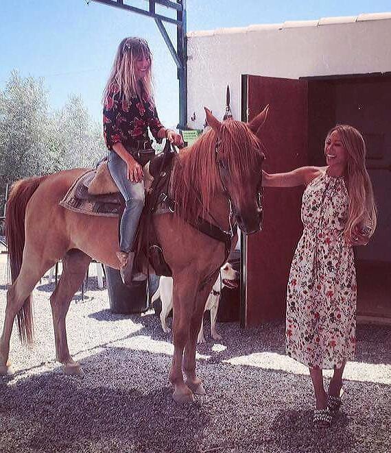 Arabisk fuldblod (OX) Spirit - Min yngste datter besøger os i Spanien med et filmhold så kommer på tv snart billede 15