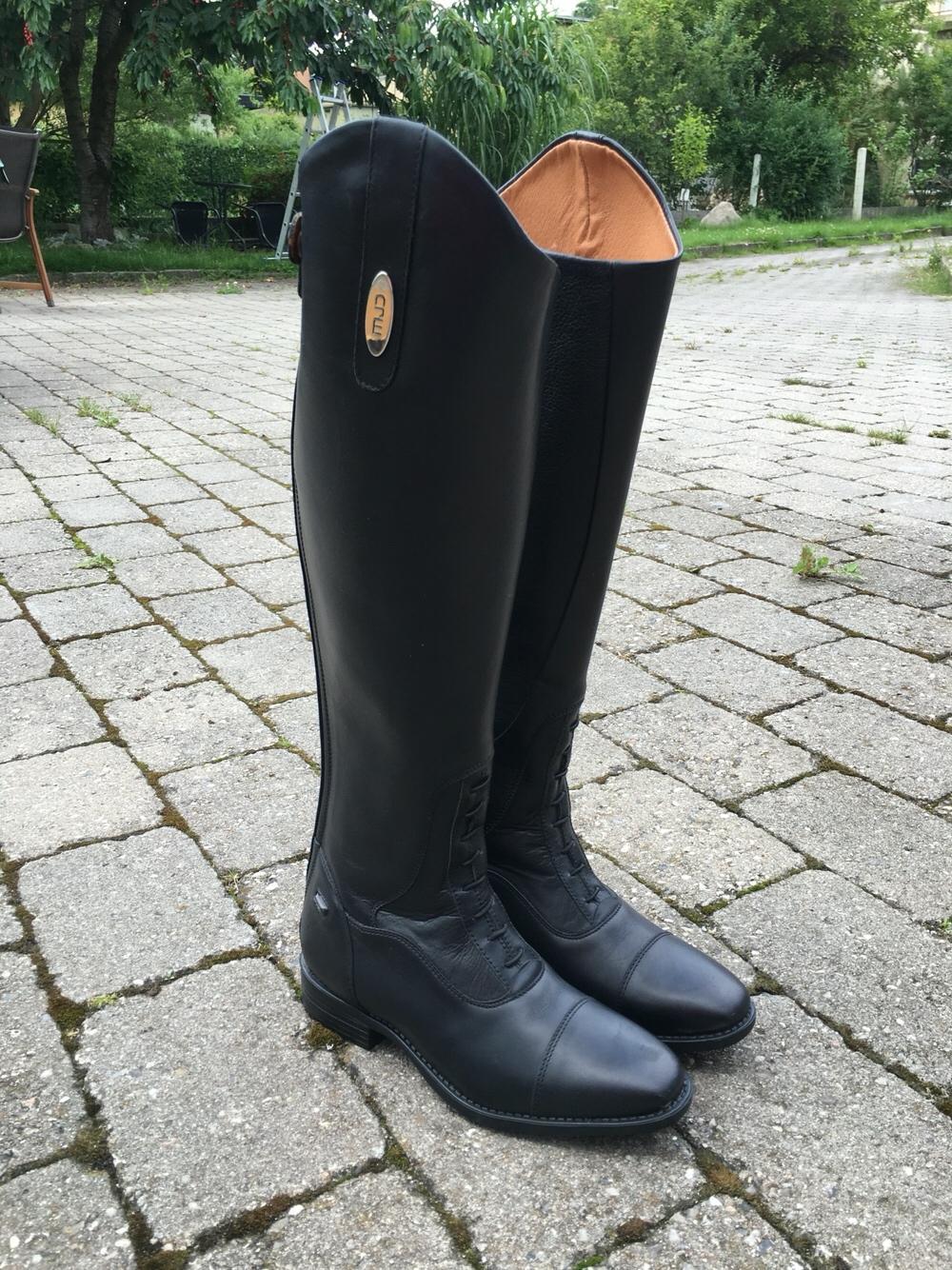 fc133065557 Ridestøvler Helt nye springstøvler str 37 - kr. 1500 - beklædning