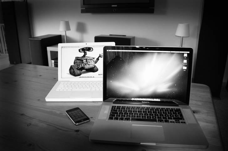 Lidt billeder af elektronikken i stuen. - Diverse hifi - Fotos fra ...