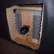 ButtKicker installation