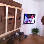 Lydtransperant projektorskærm til billige penge