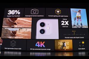 Apple har lanceret den nye iPhone 11-serie