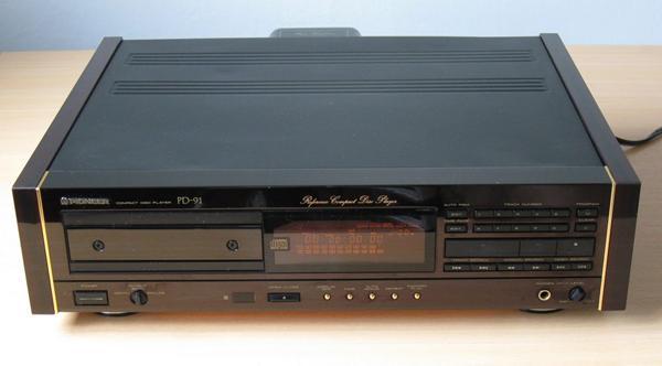 Hjælp til prissætning af Pioneer PD 91 cd afspiller