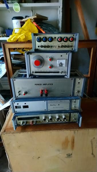 Power amplifier mm