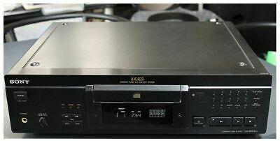 Nogen der har kendskab til Sony CDP XA3ES Cd Afspiller