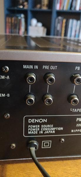 preamp jumpers