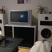 Musikanlæg Vildt hjemmebyg :)