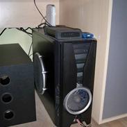 Computeranlæg Dual/Dantax (Søster fået)