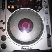 Diskoteksanlæg 2*CDJ 800 - 1*DJM [SOLGT]