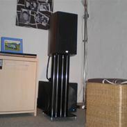 Musikanlæg XTZ & Audio-Pro