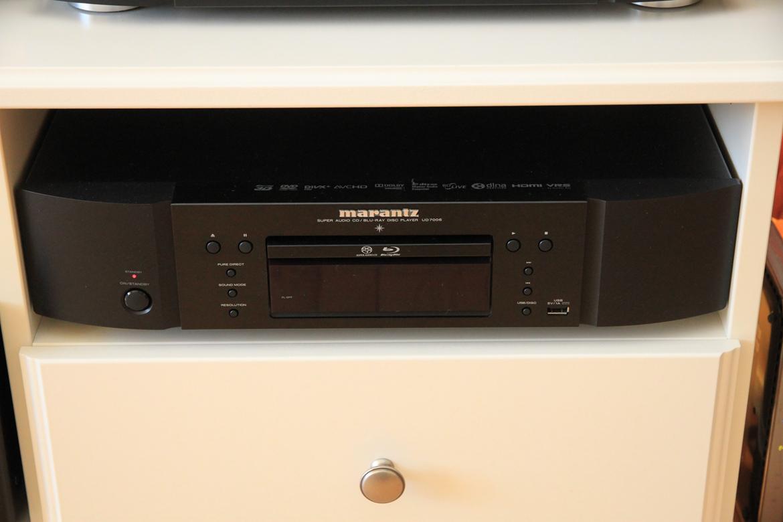 Hjemmebiograf 7.1 /stereo (Marantz - Emotiva - Vincent) billede 12