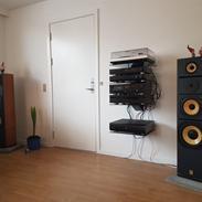 Musikanlæg Yamaha, Technics, Denon & Audiovector stueanlæg