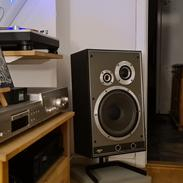 Musikanlæg Allan's 2021 setup :)