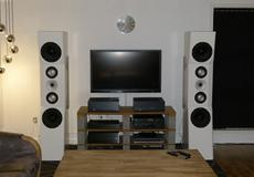Musikanlæg Villemoes Audio - H/K Citation - Onkyo Reference