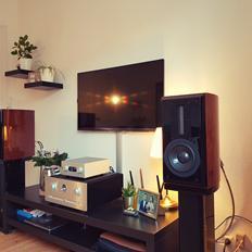 Musikanlæg Aurum Cantus Volla / Vincent SV-700 / Audiolab /