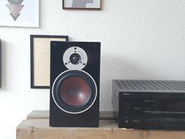 Musikanlæg Denon / Dali Zensor 3