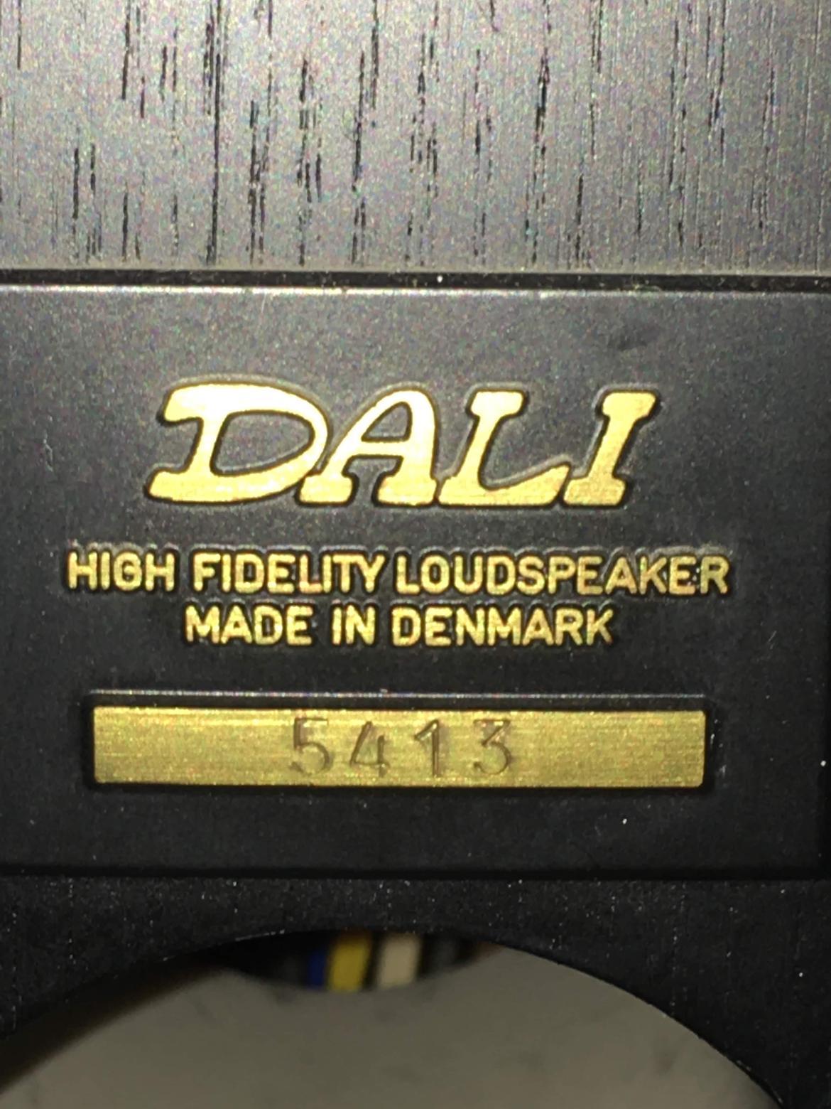 Musikanlæg Dali + NAD sæt op billede 6