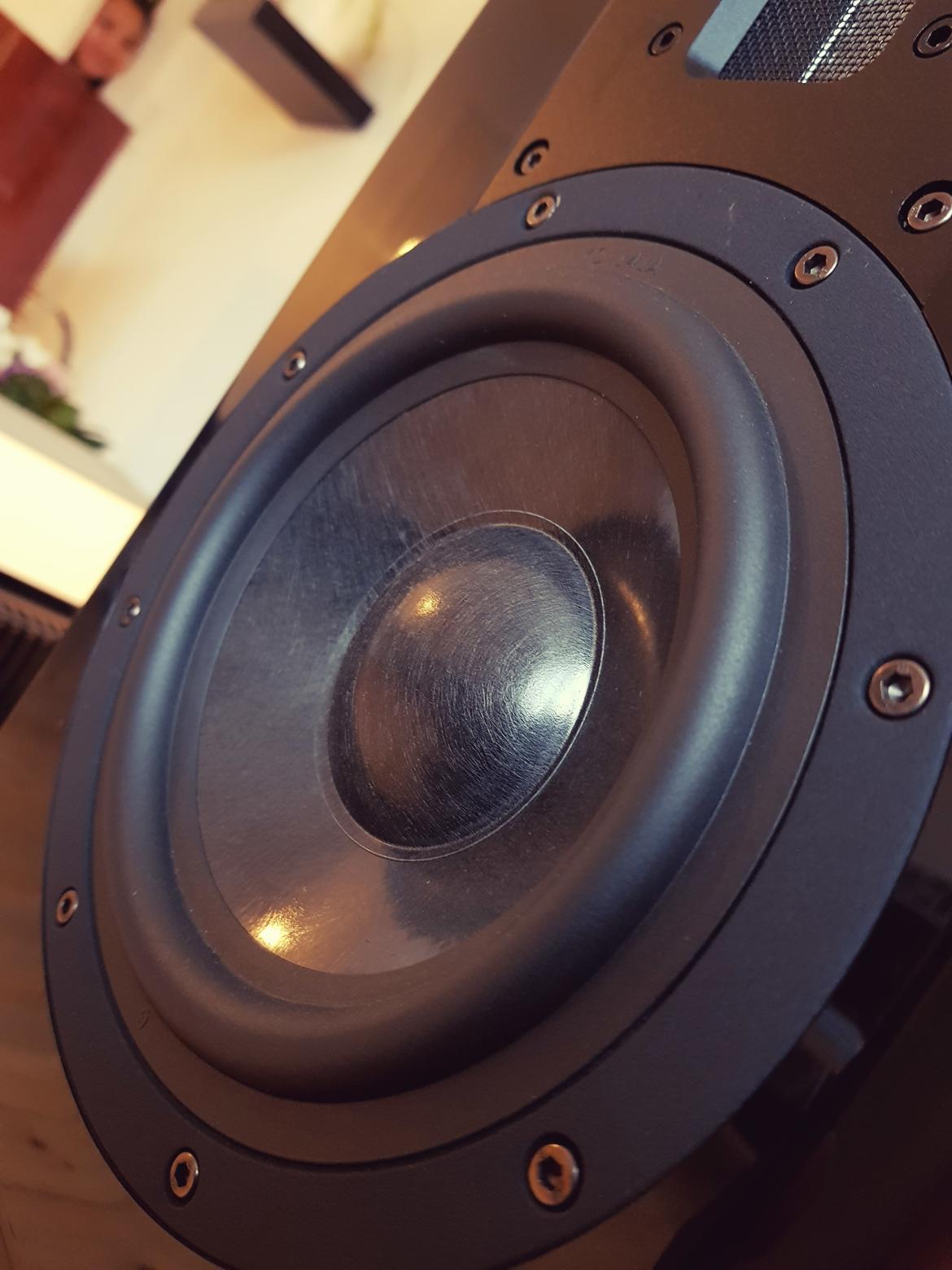 Musikanlæg Aurum Cantus Volla / Vincent SV-700 / Audiolab /  billede 11