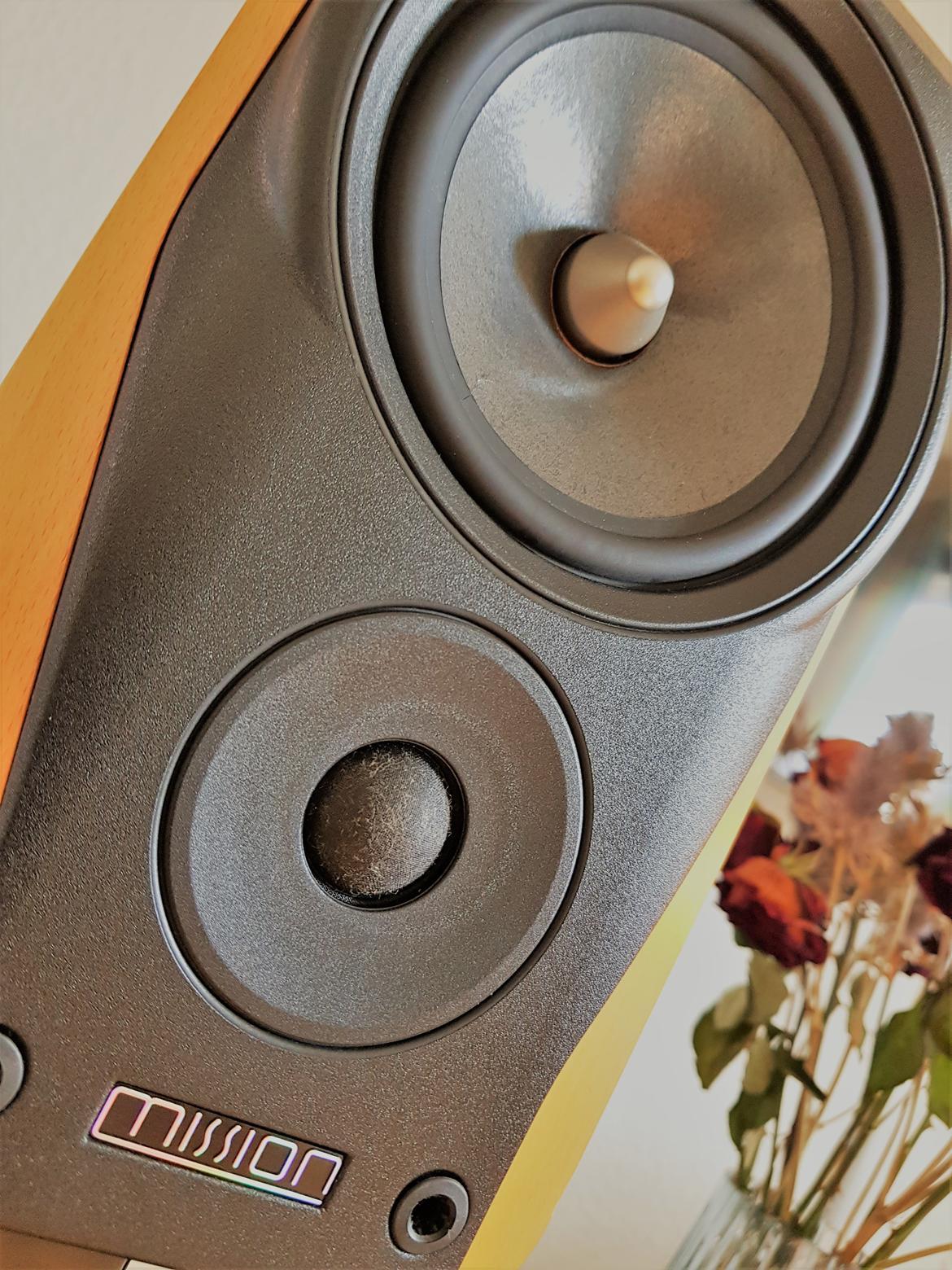 Musikanlæg Mission 780/Vincent / Audiolab  billede 10