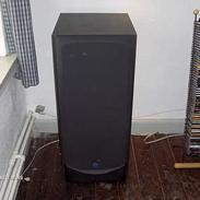 Musikanlæg mit første setup