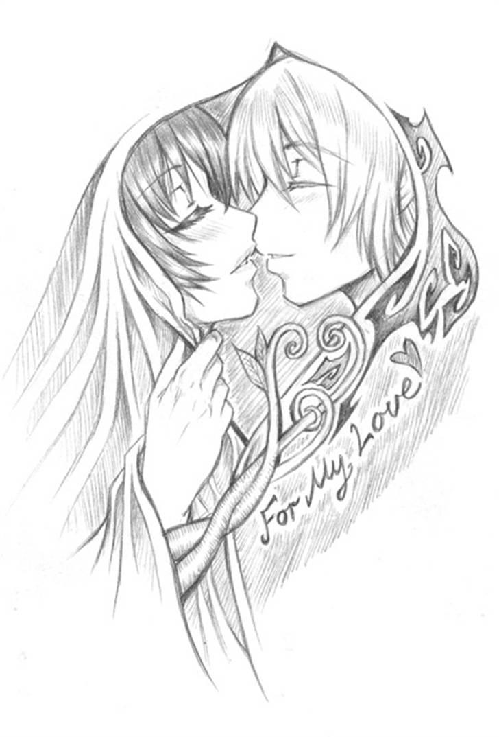 manga tegninger