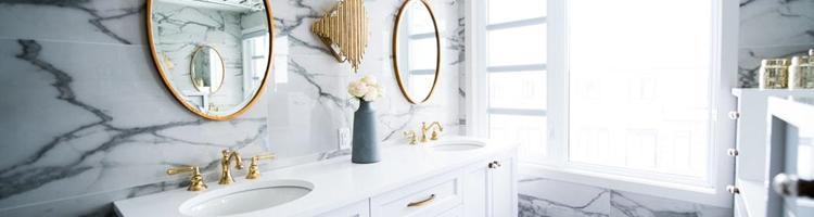 Tre gode råd til, hvordan du indretter dit badeværelse...