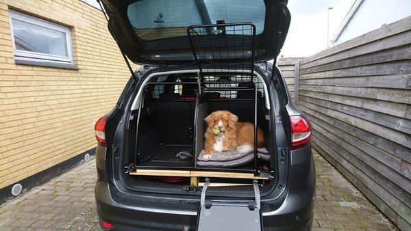 Løsning til bagagerum - Inspiration