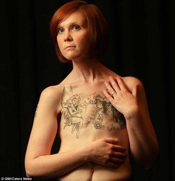 tatoveringer på brystet