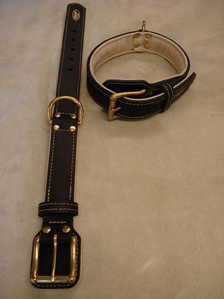 29a930aa92d Vil også rigtig gerne have lavet et flot håndlavet halsbånd til Mina på et  tidspunkt, fra en eller anden der er dygtig med læder.