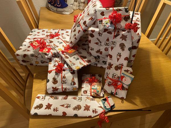 Julegaver til kattene?