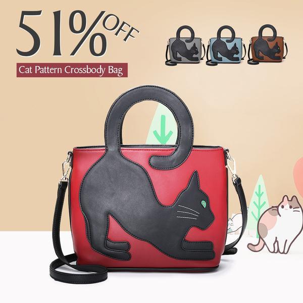 Katte taske :-)
