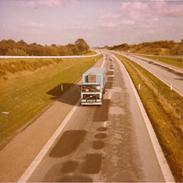 Dengang far var Truckspotter!
