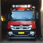 Actros 2555 & 2544