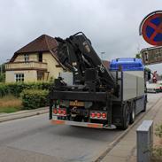 Møller Transport - Scania R480