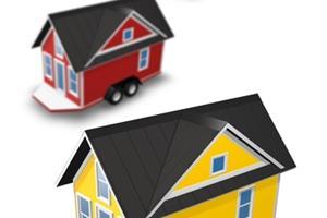 Tiny house: Kør med dit hus